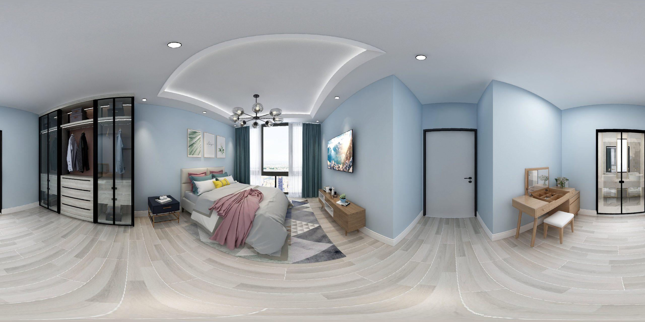 9 Alexandra View (Echelon) - Master Bedroom